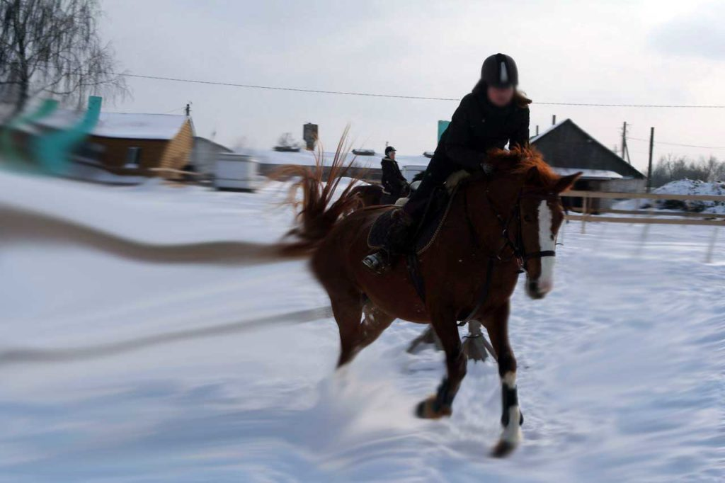 How to ride a horse fast? - Horseback Riding Information and